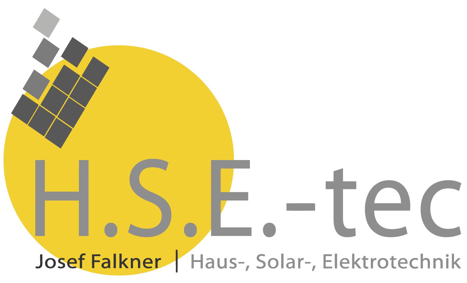 H.S.E.-tec | Haus-, Solar-, Elektrotechnik aus Gaspoltshofen | Josef Falkner ist Ihr Ansprechpartner für Elektroinstallationen, Solar- & Photovoltaikanlagen, Gebäudereinigung, Sanitärsanierungen aus dem Bezirk Grieskirchen.